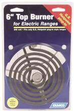 Camco GE Hotpoint Electric Range Plug In Top Burner  1000 1325 W  208 240 V
