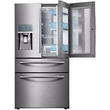 Brand new Samsung stainless steel kitchen appliances still in the box