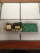 GE RANGE OVEN CONTROL BOARD PART  WB27T10231 USED