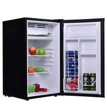 3 2 Cu Ft  Home Modern Compact Refrigerator Fridge Dorm Cooler Freezer Appliance