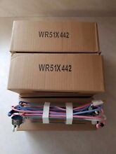 WR51X442 Refrigerator Defrost Heating Element for General Electric Hotpoi 6 Pack