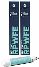 Water Filters RPWFE Refrigerator Replaces Model  2 Pack