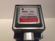 LG Over The Range Microwave High Voltage Magnetron   EAS42812906   6324W1A001H