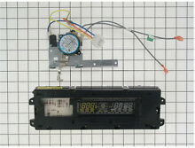 GE Oven Control Clock Board and ERC Part Number  WB27T10219