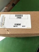 279838 OEM factory whirlpool roper estate maytag heating element new in box
