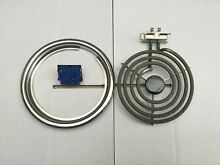 EXPRESS Chef Premier Stove Cooktop SMALL Hotplate Element   Switch EUC5110W 04