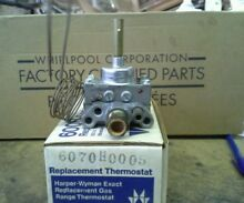 Harper Wyman gas oven thermostat 6070H0005  Box1