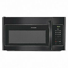 FRIGIDAIRE Microwave 1 60 cu  ft  Oven Capacity  FFMV1645TB