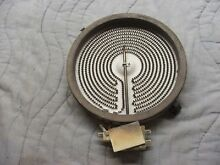 Ge spectra stove range model jb600w0d2wv genuine part surface element small a