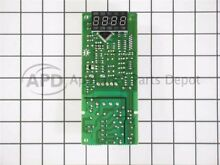 Wb27x10828 GE microwave control board never been used  green in color