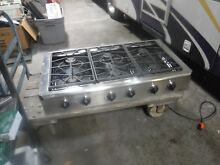 Dacor 48 inch cooktop esg486s