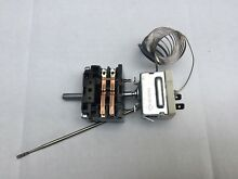 Westinghouse Dual Fuel Stove Oven Thermostat Control   Switch WFE619SA 943000914