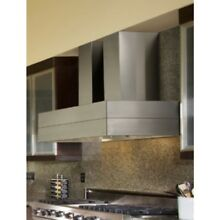 Vent A Hood 36  Magic Lung Contemporary Wall Mounted Range Hood 600CFM CWEH9236S