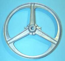 Pulley washing machine Balay Lynx 00285566 Pulleys Drum Wash