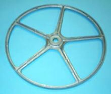 Poela washing machine Ariston Indesit 104521 Pulleys Drum Wash