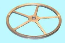 Pulley washing machine Ariston Indesit 104529 Pulleys Drum Wash