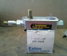Eaton electric gas valve Y 30107 6AF FOR Magic Chef and others  BOX 4