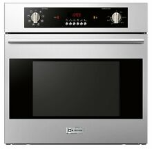 Verona VEBIEM241SS 24  Single Electric Wall Oven Built In Convection 110 Volt