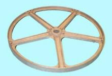 Pulley Drum washing machine Siltal 36051400 Pulleys drum Wash