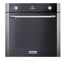 Magic Chef MCSWOE24S 24  Electric Built in Single Wall Oven Stainless Steel 240V