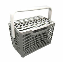 Basket cutlery universal Dishwasher E4DHCB01 Wheels and baskets dishwasher