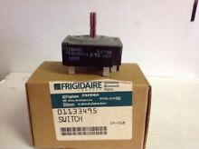 OEM Frigidaire Electric Range Top Burner Switch 1133495   01133495 Box48