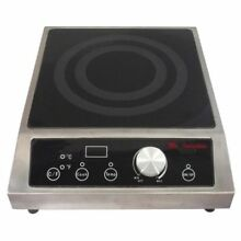 Sunpentown 2700W Countertop Home or Commercial Induction Range