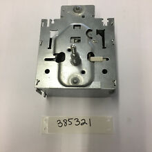 NEW OEM GENUINE 385321 WHIRLPOOL WASHING MACHINE TIMER
