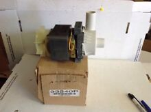 OEM Speed Queen Washer Pump  33240P   Box 59