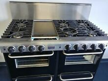 Five Star Range 48  Double Convection Ovens 6 Burners And Griddle