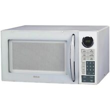 Home Microwave Oven 0 9 Cu  Ft  Appliance Countertop Kitchen Defrost Warm Heat