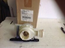 OEM Frigidaire Washer Pump And Motor  1317108000   Box75