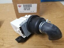 NEW OEM w10217134 washer drain pump