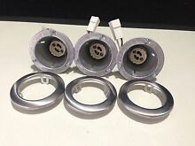 Lot of  3  New Bosch   Thermador Lamp Housings 00625478  Free Domestic Shipping