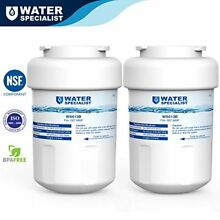 2Pk Replacement Water Filter For GE MWF Smartwater MWFA Compatible Refrigerator