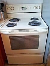 MAYTAG Electric Range Stove w Self cleaning oven Excellent Condition