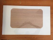 Genuine GE Built In Electric Range Oven Outer Door Glass WB57T10160