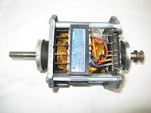 GE clothes dryer motor WE17M23