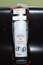 EVERY DOP WHIRLPOOL ICE   WATER REFRIGERATOR FILTER 2 EDR2RXD1B W10413645A NEW