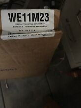 GE Dryer Heating Element w Thermostat  WE11M23