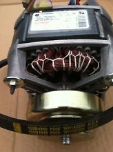 GE PROFILE PRODIGY Washer Motor 5KCP160FFA001AS WITH BELT