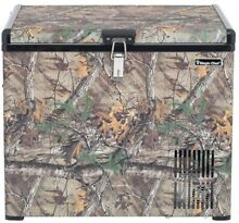 Magic Chef 1 4 cu  ft  Portable Freezer in Realtree Xtra Camouflage