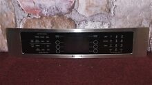 JENN AIR Touch Control Panel 74011939 from a 27  JJW9627DDS Double Oven  2