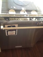 Open box Kitchen Aid Dishwasher KDTE254ESS2