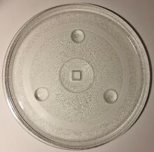 EMERSON MICROWAVE GLASS TURNTABLE PLATE   TRAY 12 1 2   M0S0563