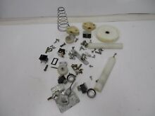 Genuine kitchenaid WP776327 Trash Compactor Parts Lot   776327