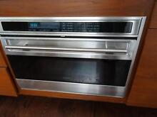 Wolf SO36US 36  Professional Electric Wall Oven Stainless Steel TESTED WORKING