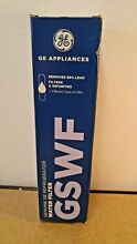 GE GSWF Refrigerator Water Filter  1 Pack