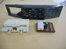 Kenmore Washer Control Panel   Boards Kit 8182096 WP8182215 8181693