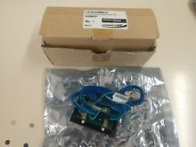Fisher   Paykel dishwasher badge control  part  528607P NEW  LOCF